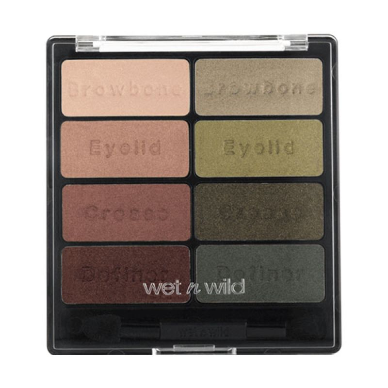 Wet N Wild Color Icon Eyeshadow Collection - Comfort Zone 738