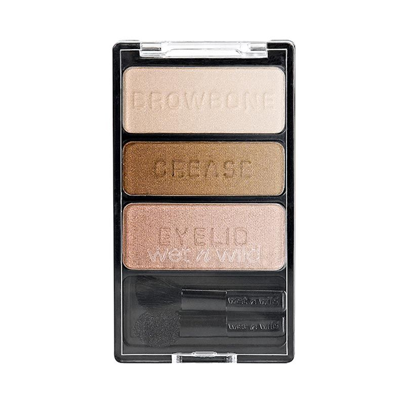 Wet N Wild Color Icon Eyeshadow Trio - Walking On Egg Shells
