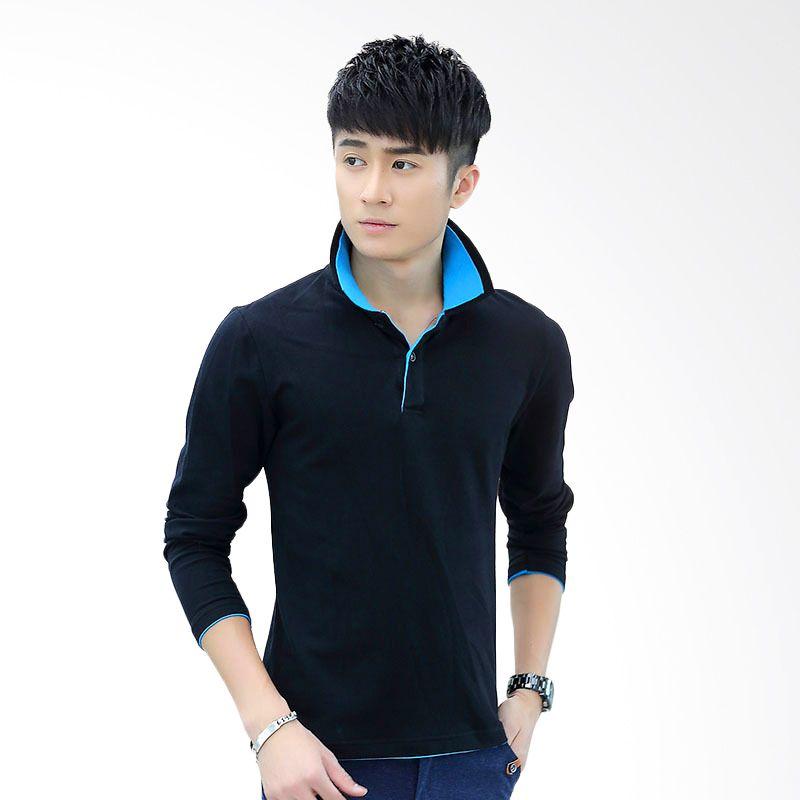 Upstyle Man 103 Black Blue Kaos Polo Pria Extra diskon 7% setiap hari Extra diskon 5% setiap hari Citibank – lebih hemat 10%