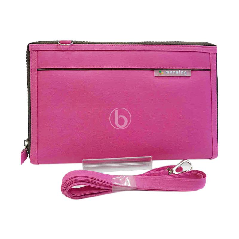 Morning Maxi Slim HPOMS-B Magenta Pouch Organizer
