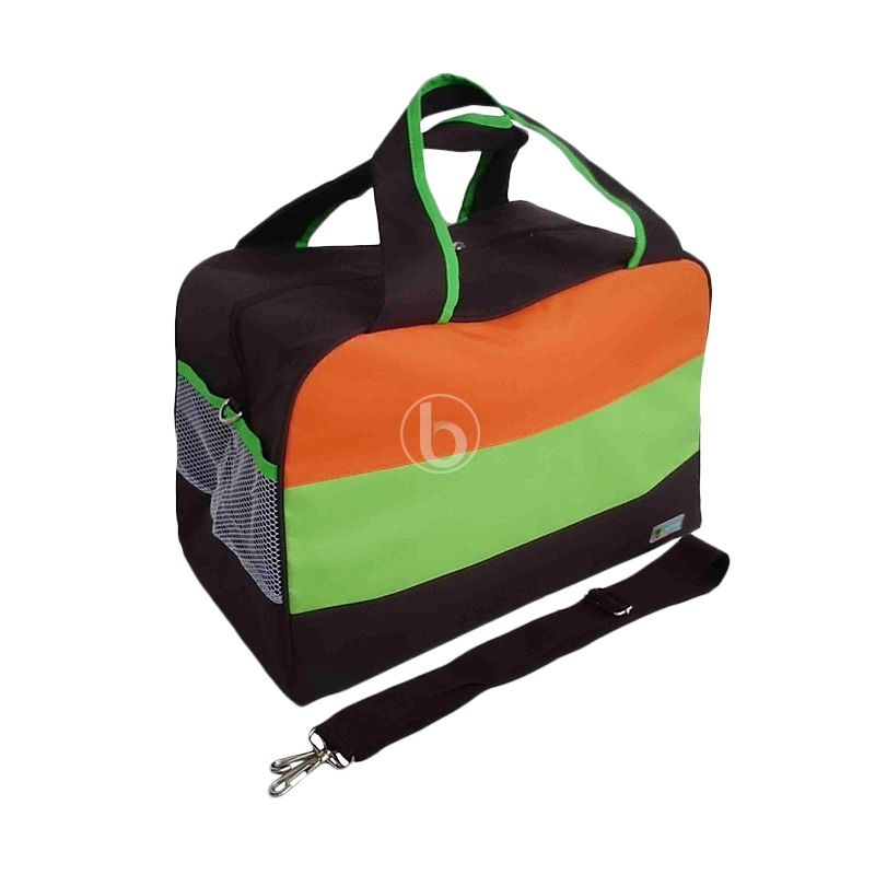 Morning SBO-B Brown Sport Bag