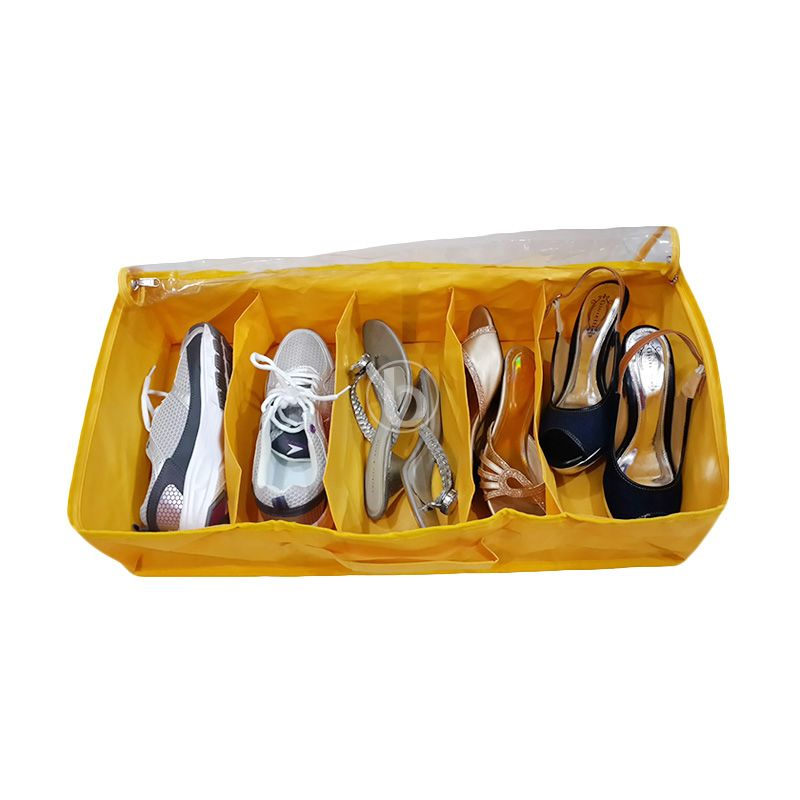Morning SO5-B Kuning Shoes Organizer