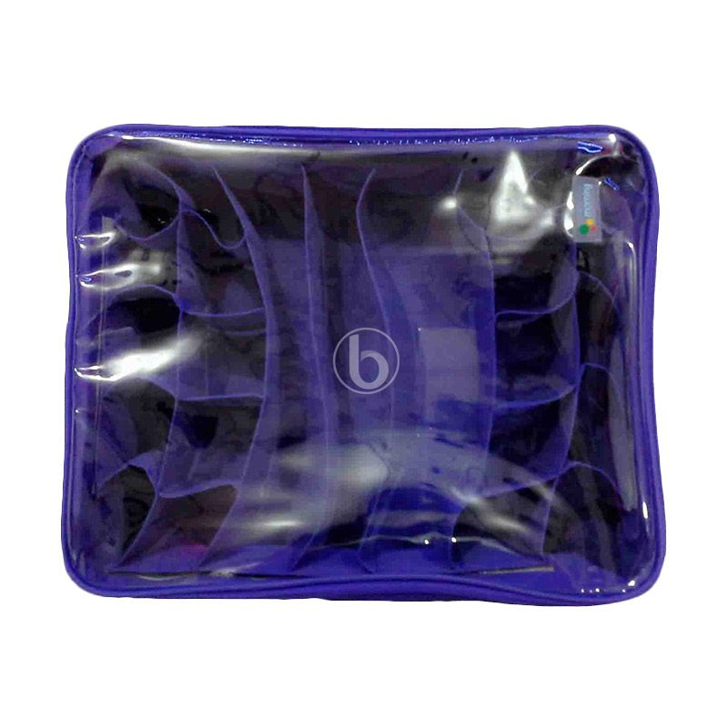 Morning UCO-B Ungu Underwear Case Organizer