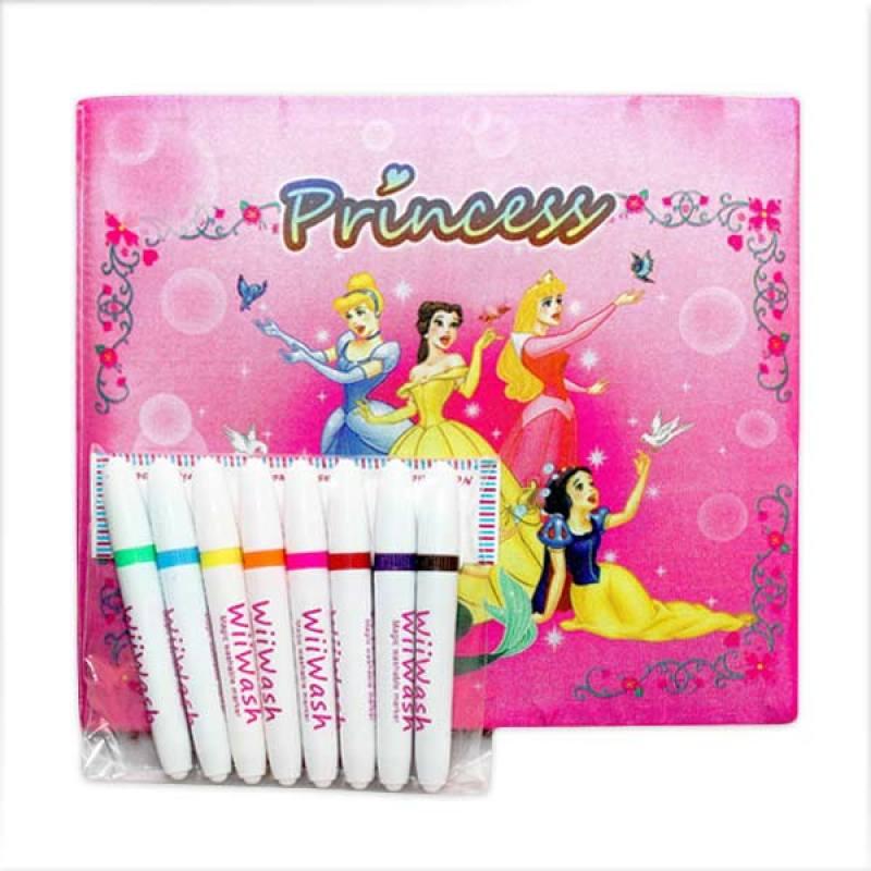 Wiiwash Washable Boo...- Princess