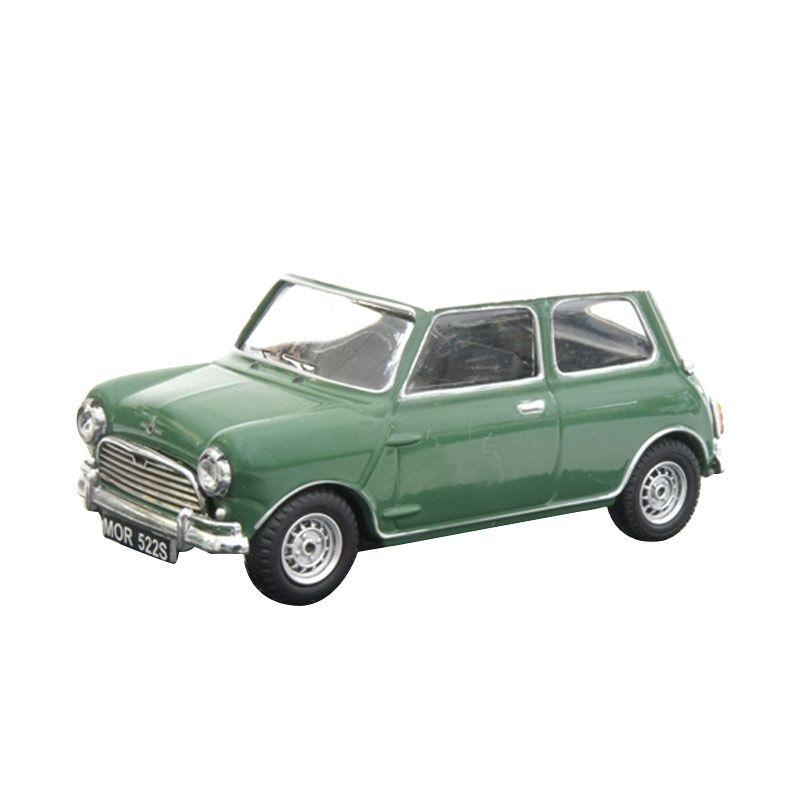Vitesse Mini Morris Cooper S 1963 Hijau Diecast