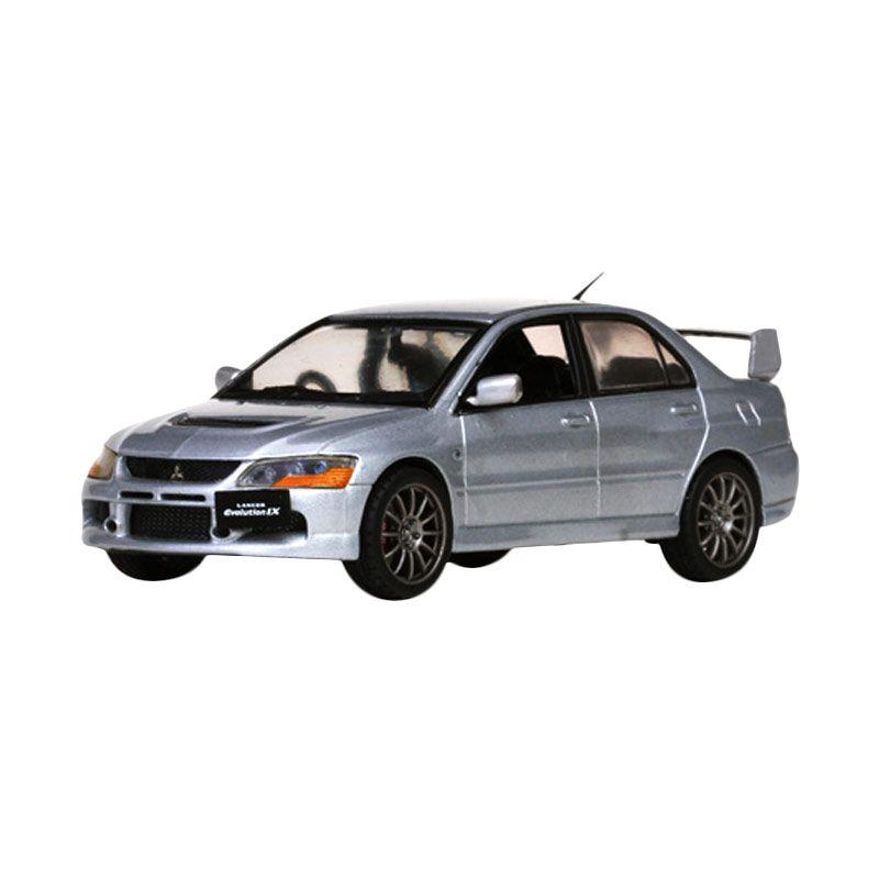 Vitesse Mitsubishi Lancer Evolution IX Silver Diecast
