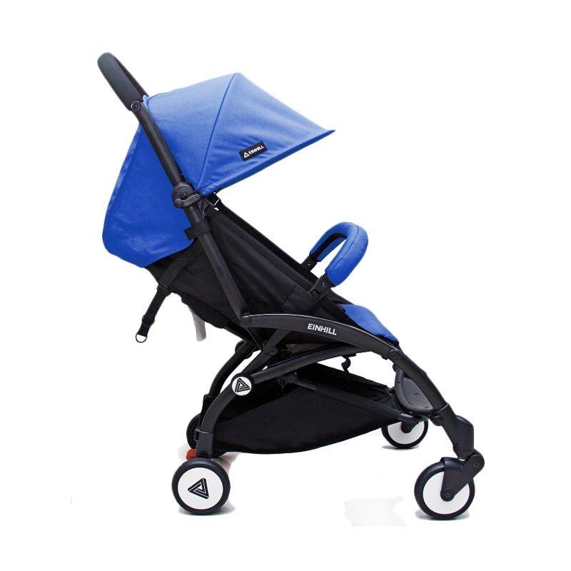 Einhill Armadillo Blue Stroller Kereta Dorong Bayi