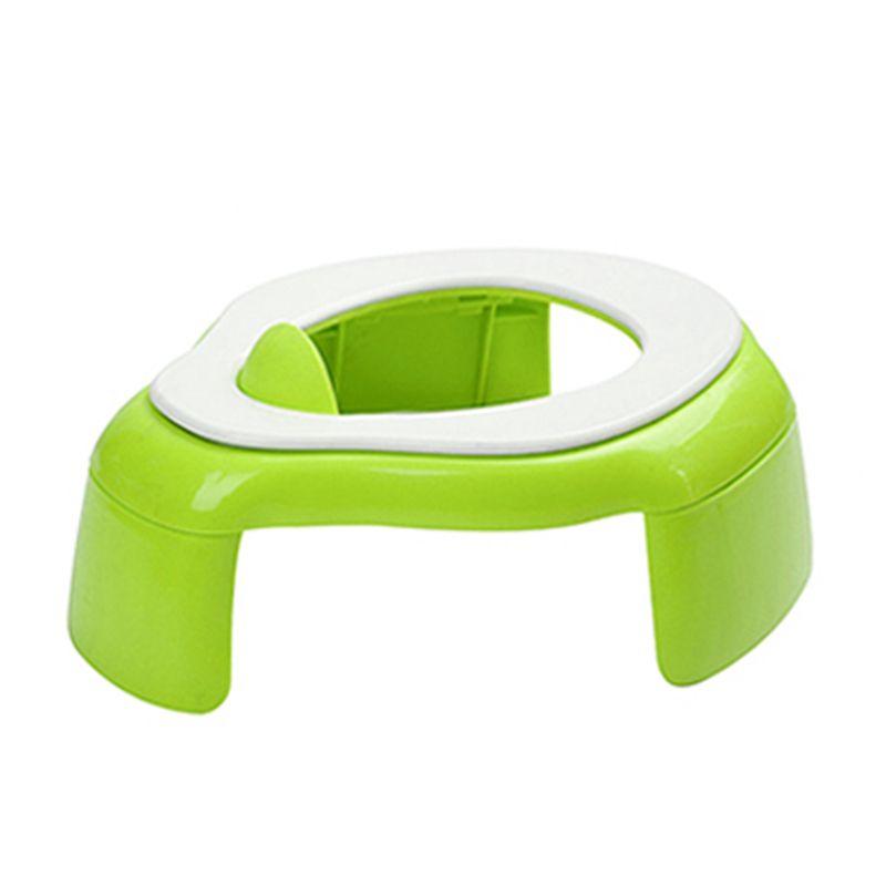 Kidsmile Travel Potty ZBB80 Green Toilet Training [2 in 1]