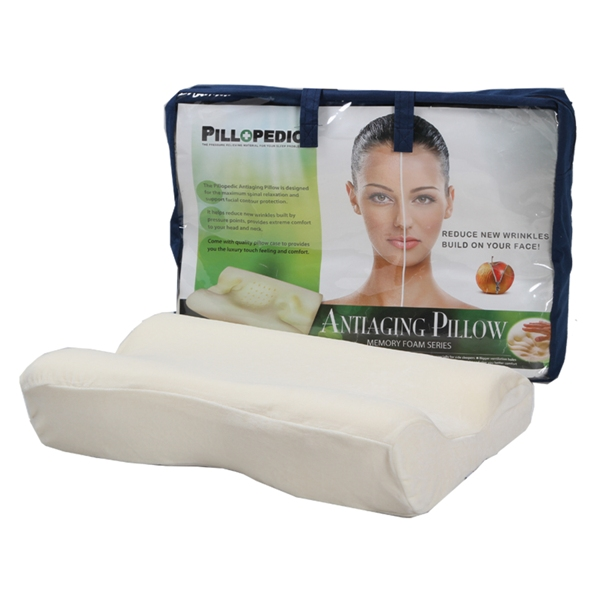 Willow Pillopedic Anti Aging Memory Foam