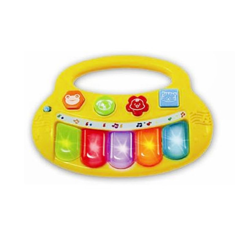 Winfun Baby Fun Flashing Keyboard 2007-NL