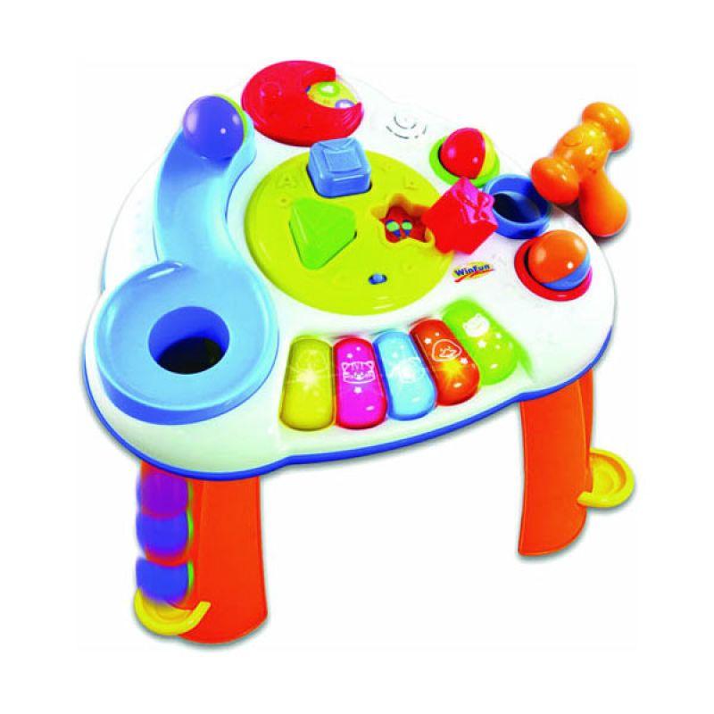 Winfun Ball 'n Shape Musical Table 0812-NL