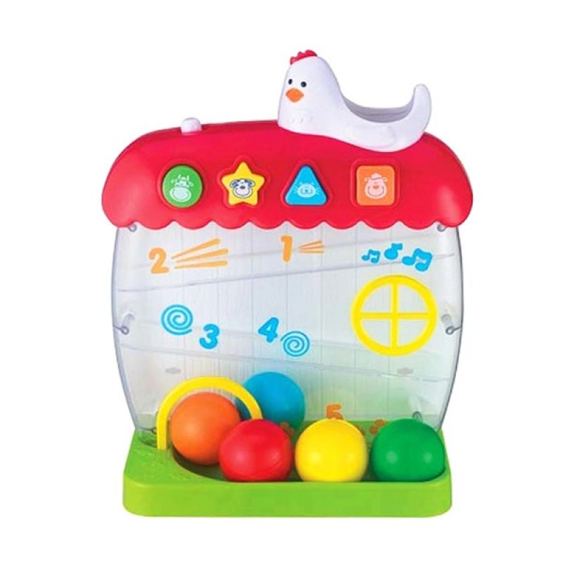 WINFUN Count And Play Fun Barn