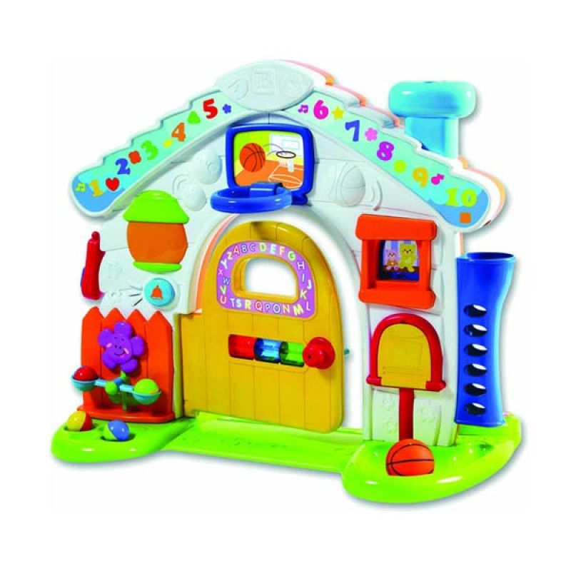 Winfun Interactive Playhouse 0819-01
