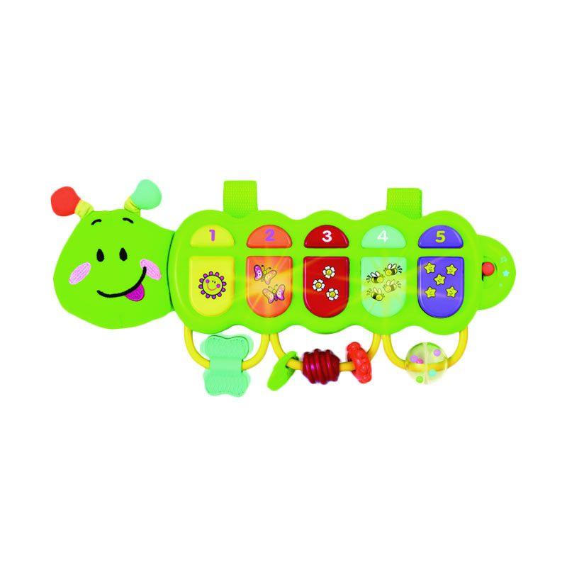 Winfun Light-Up Musical Caterpillar 0215-NL