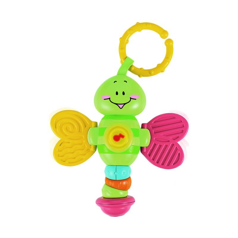 Winfun Light-up Twisty Rattles - Dragonfly asst 0627-NL