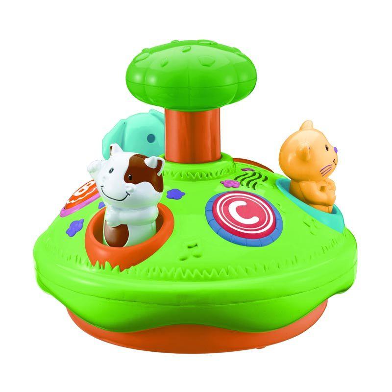Три яркие музыкальные игрушки от WinFun для малышей