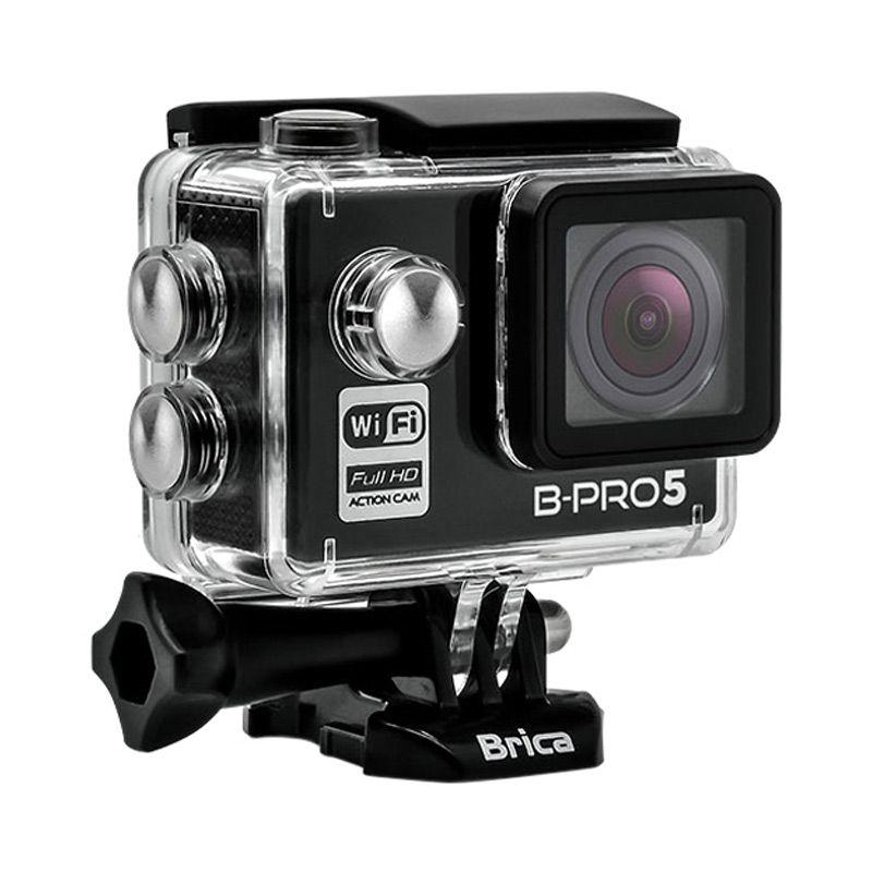 Brica B-Pro 5 Alpha Black Action Cam