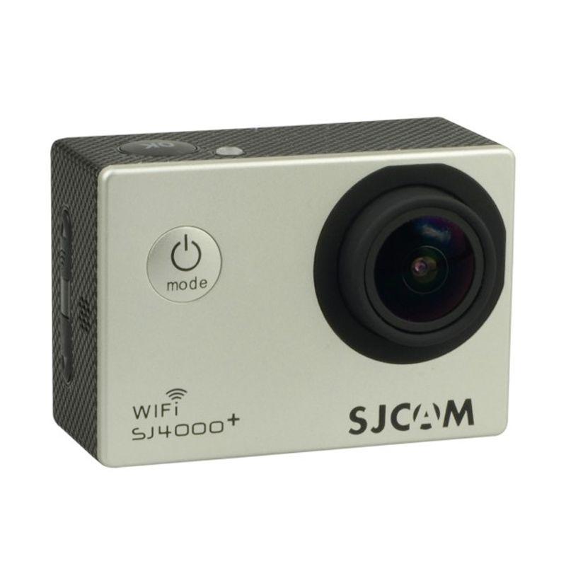 SJCAM 4000+ Silver Action Camera
