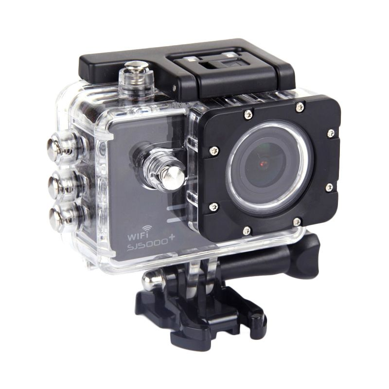 SJCAM SJ5000 Hitam WIFI Action Cam [Original]