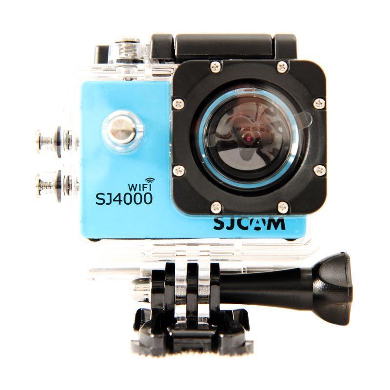 SJCam SJ4000 Blue Wifi Action Cam