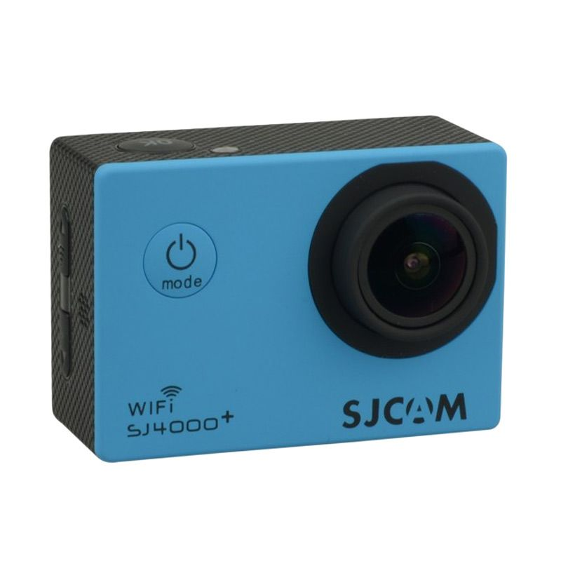SJCAM SJ4000+ Blue Action Cam
