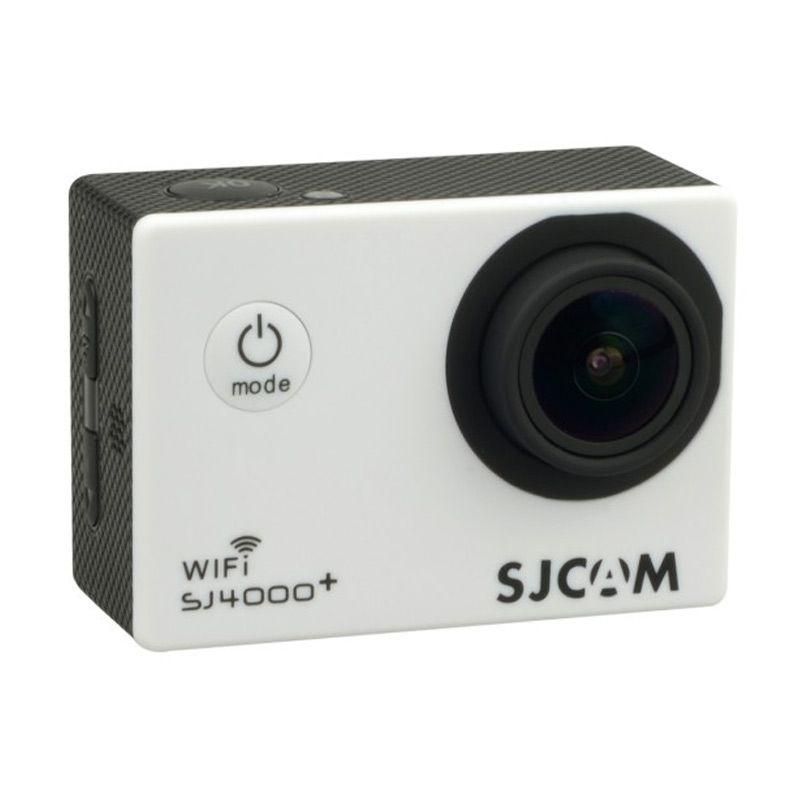 SJCAM SJ4000+ White Action Cam