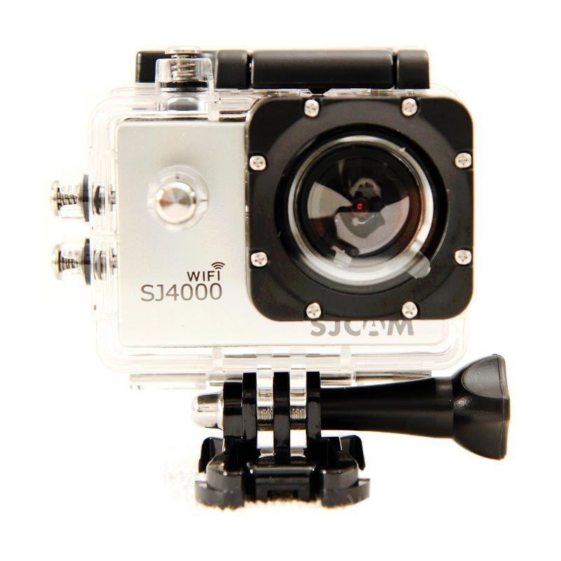 SJCam SJ4000 Silver Wifi Action Cam