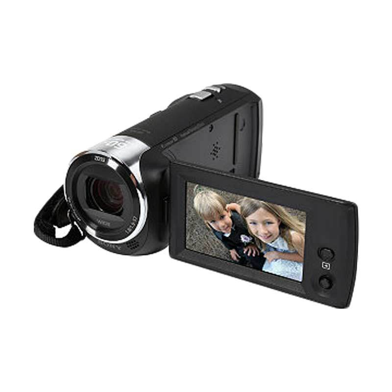 Sony HDR-CX405 Black Camcorder
