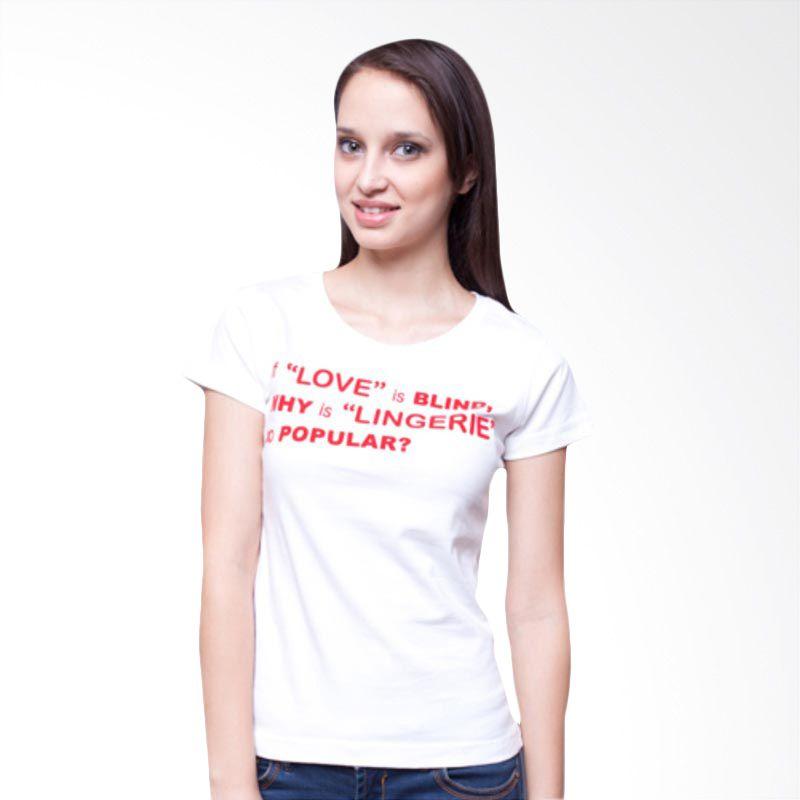 Wise Word Wear Ladies If Love is Blind