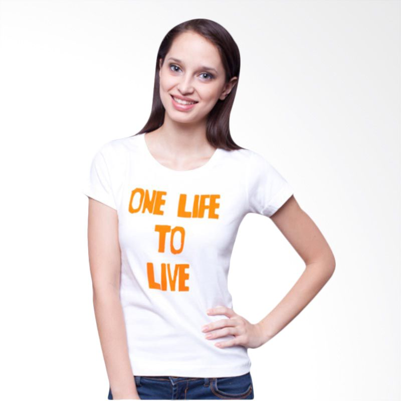 Wise Word Wear Ladies One Life To Live
