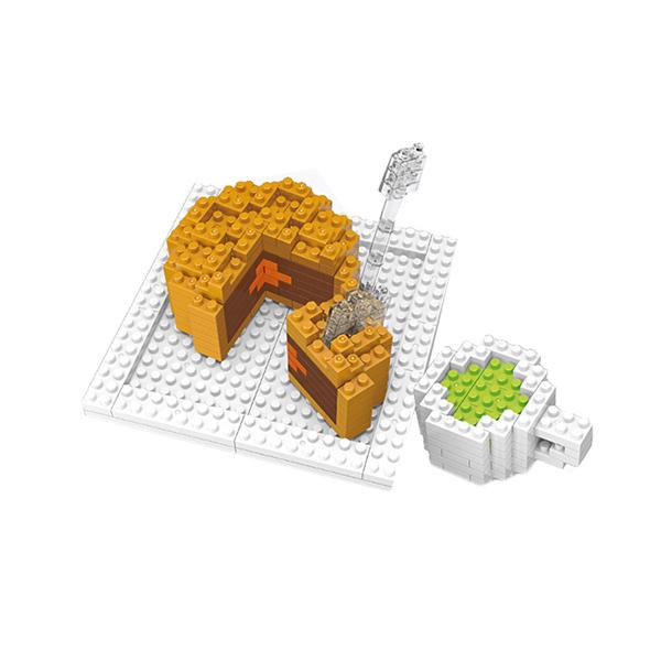 Wisehawk 2354 Mooncake Mainan Blok dan Puzzle