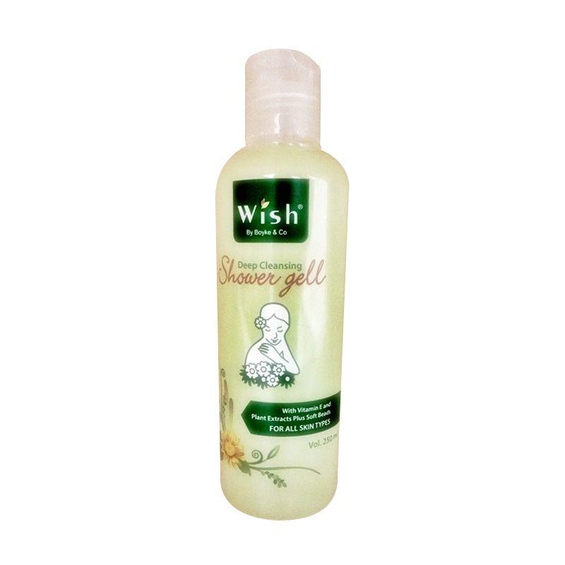 Wish Body Care Shower Gel