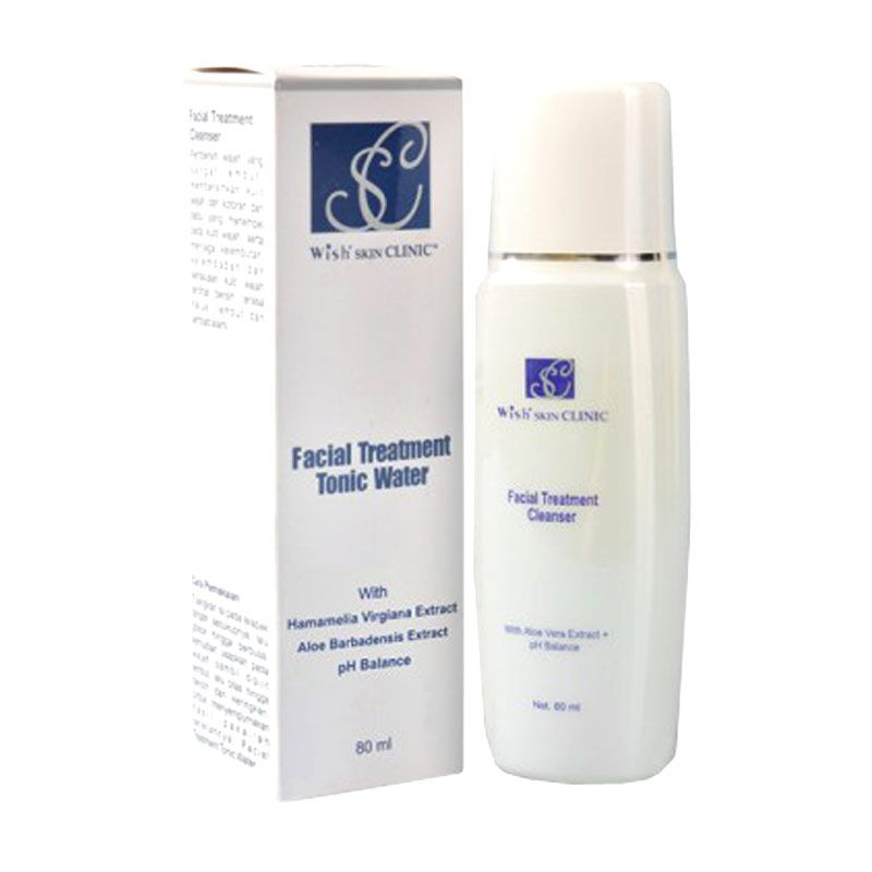 Wish Skin Care Facial Cleanser