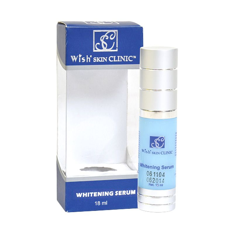 WISH Skin Care Whitening Serum Wajah