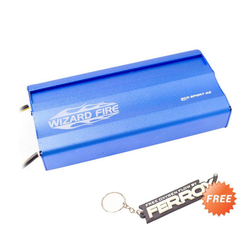 Wizard Fire (Wi-Fi) Battery Stabilizer untuk Motor [Size M]