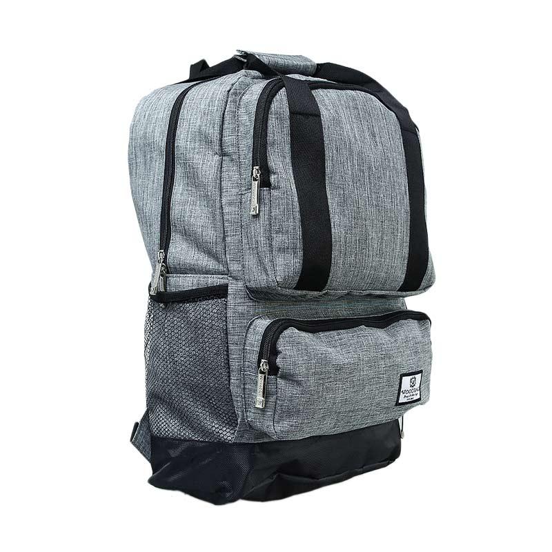 Woodbags Animo Backpack - Casual Grey