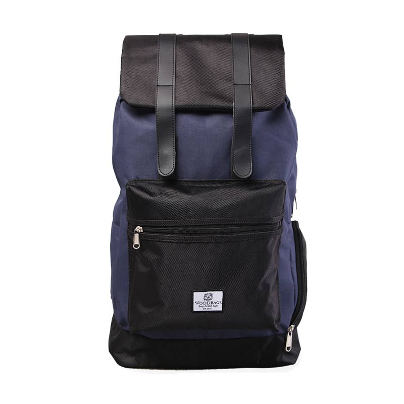 Woodbags Backpack Sportvio Tas Ransel - Deep Blue
