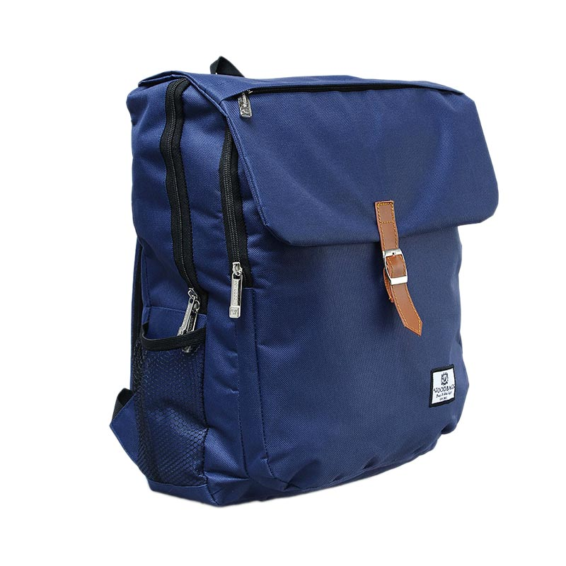 Woodbags Classico Backpack - Blue