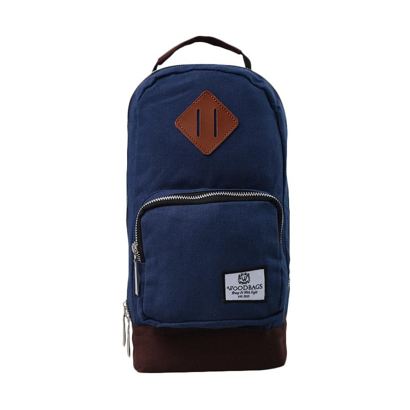 Woodbags Shoulder Bag Season 2 Tas Bahu - Blue