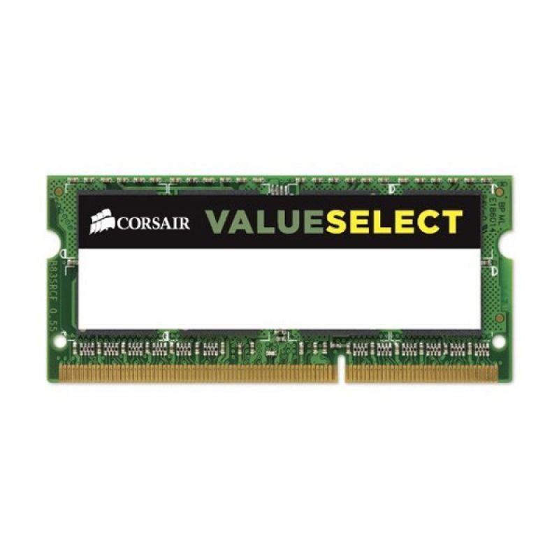 Corsair DDR3 CMSO2GX3M1A1333C9 RAM [1 x 2 GB]