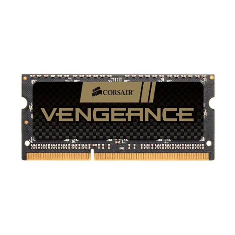 Corsair Sodimm Vengeance CMSX16GX3M2A1600C10 DDR3 RAM [2 X 8 GB]