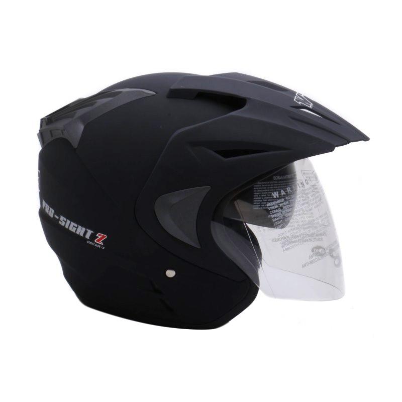 WTO Helmet Pro Sight Hitam Doff