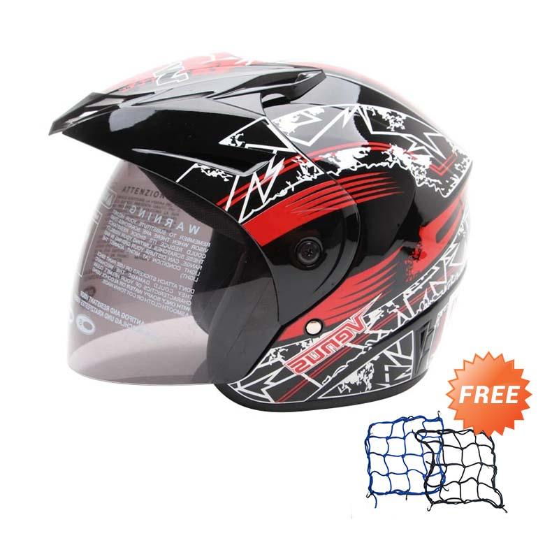 Jual WTO Helmet Z1R PET Venus Helm Half Face