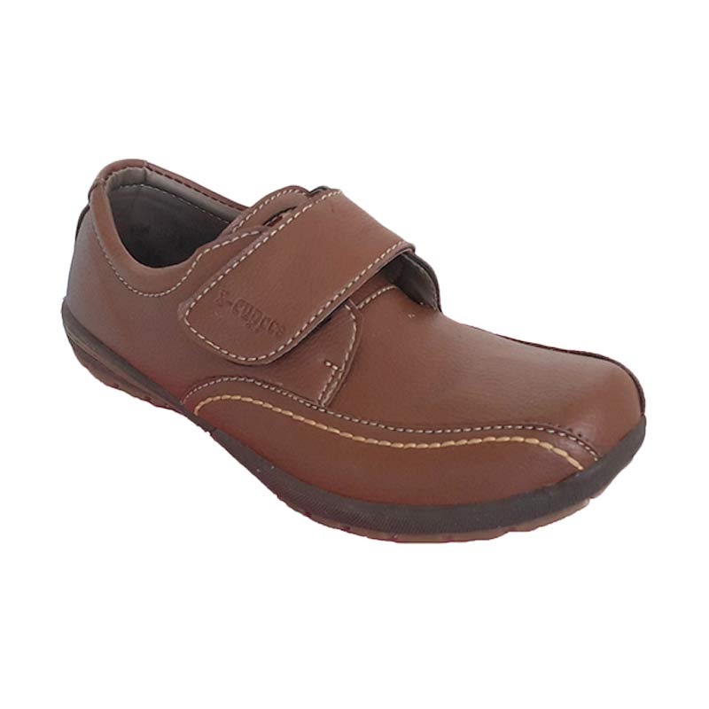 X-Cuppee JG 15 Casual Formal Shoes - Tan