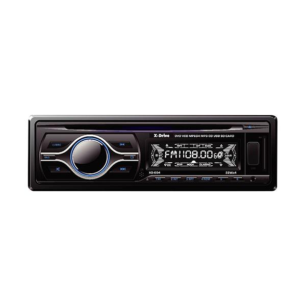 harga X-Drive XD-604 DVD Single Din Head Unit Mobil Blibli.com
