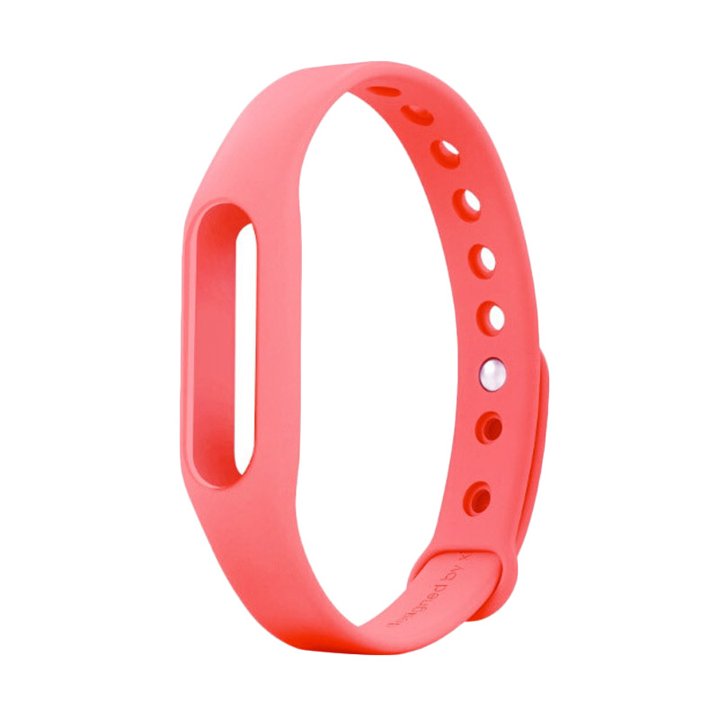 harga Xiaomi Original Replacement Strap for Mi Band - Pink Blibli.com