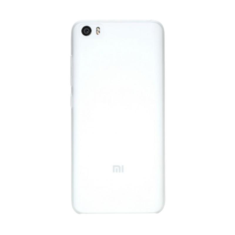 Xiaomi Silikon Ultra Thin Casing for Xiaomi Mi5 - Clear