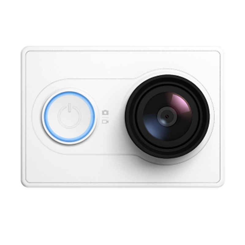 Xiaomi Yi Basic Action St4rshop Putih Action Camera