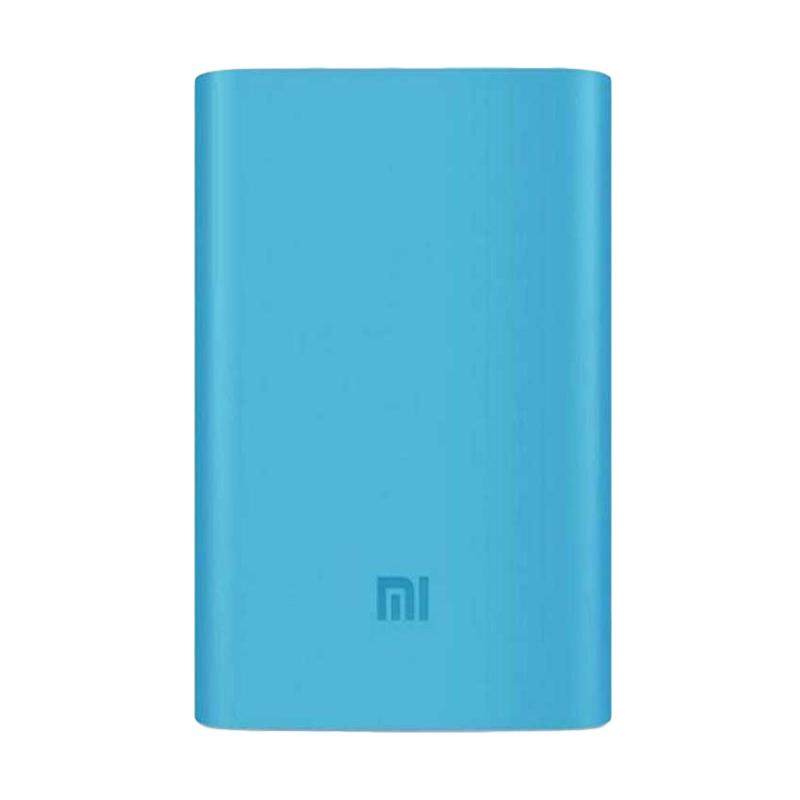 Xiaomi Silicone Casing for Xiaomi Powerbank [5000 mAh] - Biru