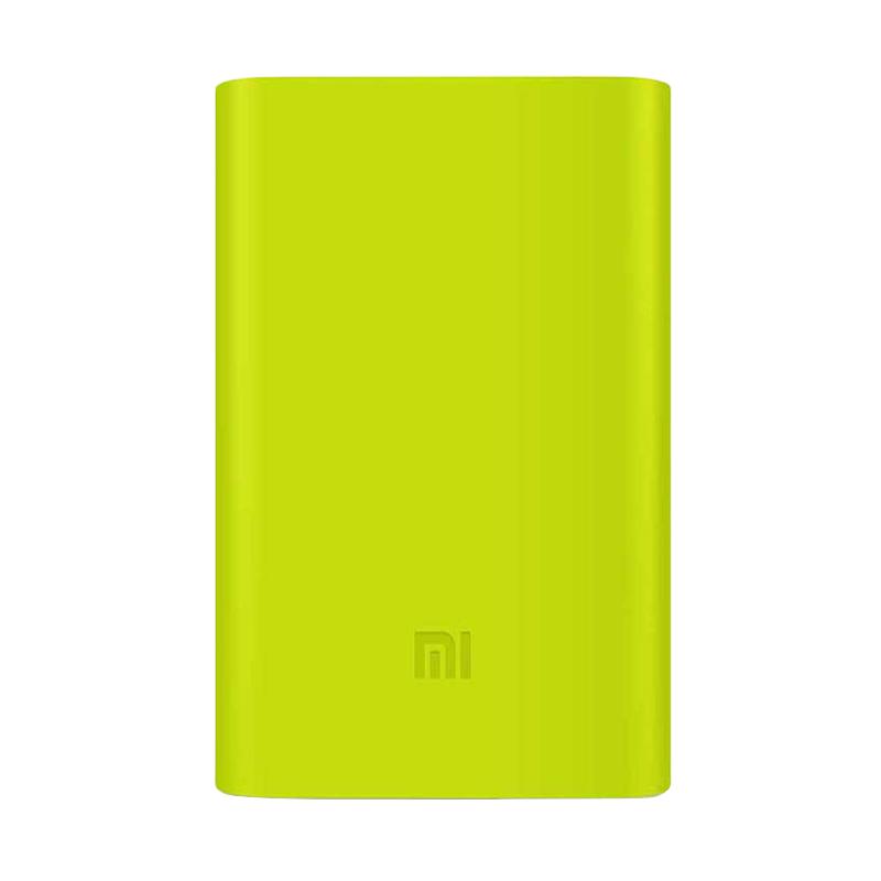 Xiaomi Silicone Casing for Xiaomi Powerbank [5000 mAh] - Hijau